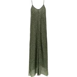 Adriana Degreas long printed dress - Verde found on MODAPINS from FARFETCH.COM Australia for USD $1169.57