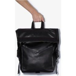 Givenchy Mens Black Downtown Leather Backpack found on Bargain Bro UK from Browns Fashion