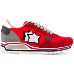 Atlantic Stars star patch sneakers - Red found on MODAPINS from FARFETCH.COM Australia for USD $173.88