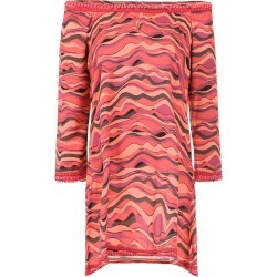 Amir Slama long sleeved swimsuit - Red found on MODAPINS from FarFetch.com- UK for USD $987.10