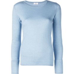 Allude crewneck sweater - Blue found on MODAPINS from FarFetch.com- UK for USD $308.28