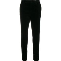 Saint Laurent classic slim-fit trousers - Black found on Bargain Bro UK from FarFetch.com- UK