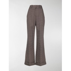 See By Chloé masculine wide-leg trousers found on Bargain Bro India from stefania mode for $213.00