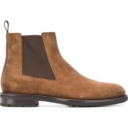 Santoni elasticated panel Chelsea boots - Brown found on Bargain Bro UK from FarFetch.com- UK