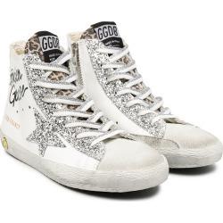 Golden Goose Kids Superstar high-top sneakers found on Bargain Bro UK from Eraldo
