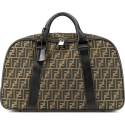 Fendi Vintage Zucca pattern travel hand bag - Brown found on MODAPINS from FarFetch.com- UK for USD $1546.30