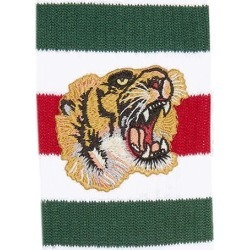 Gucci Stretch cotton socks with tiger - White found on Bargain Bro UK from FarFetch.com- UK