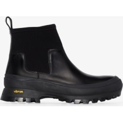 Jil Sander Mens Black Chelsea Boots found on Bargain Bro UK from Browns Fashion