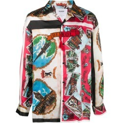 Doublet Tirol print shirt found on MODAPINS from Eraldo for USD $665.33
