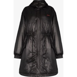 Ambush Womens Black Padded Fishtail Parka Coat found on MODAPINS from Browns Fashion for USD $1427.81