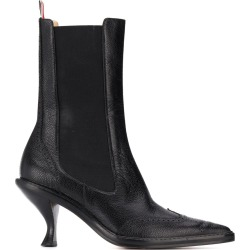 Thom Browne Brogued Wingtip Chelsea Boot - Black found on Bargain Bro UK from FarFetch.com- UK