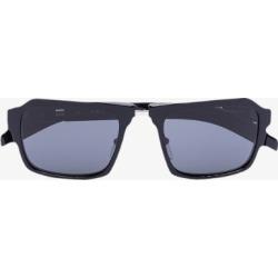 Prada Eyewear Mens Black Duple Sunglasses found on Bargain Bro UK from Browns Fashion