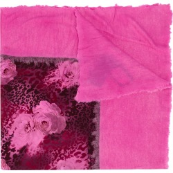 Avant Toi floral print scarf - Pink found on MODAPINS from FarFetch.com- UK for USD $996.47