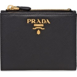 Prada compact wallet - Black found on Bargain Bro Philippines from FarFetch.com - US for $460.00