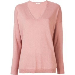 6397 loose fit V-neck sweater - Pink found on MODAPINS from FarFetch.com - US for USD $444.00