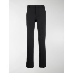 Prada tailored slim-fit trousers found on Bargain Bro India from stefania mode for $390.00