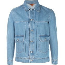 Barena flap pocket denim jacket - Blue found on MODAPINS from FarFetch.com - US for USD $468.00