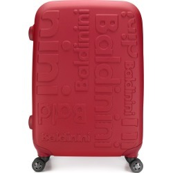 Baldinini logo suitcase - Red found on MODAPINS from FarFetch.com - US for USD $411.00
