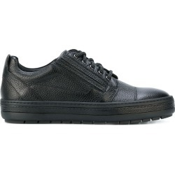 Baldinini textured lace-up sneakers - Black found on MODAPINS from FARFETCH.COM Australia for USD $329.10