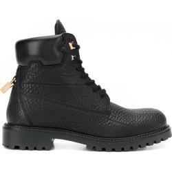 Buscemi Site lace-up ankle boots - Black