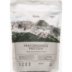 Form Nutrition Performance Protein chocolate and peanut powder