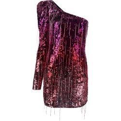 Amen one-shoulder ombré mini dress found on MODAPINS from Eraldo for USD $408.72
