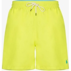 Polo Ralph Lauren Mens Green Traveler Swim Shorts found on Bargain Bro UK from Browns Fashion