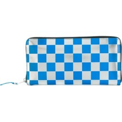 Comme Des Garçons Wallet checked wallet - Blue found on MODAPINS from FarFetch.com - US for USD $321.00