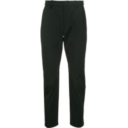 Attachment cropped tailored trousers - Black found on MODAPINS from FARFETCH.COM Australia for USD $440.87