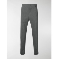 Prada perfectly tailored trousers found on Bargain Bro India from stefania mode for $445.00
