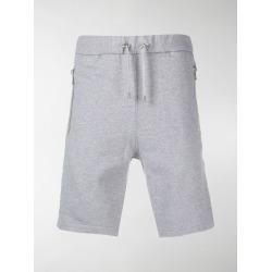 Balmain logo-tape track shorts found on Bargain Bro UK from MODES GLOBAL