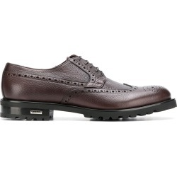 Baldinini perforated lace-up brogues - Brown found on MODAPINS from FARFETCH.COM Australia for USD $499.80