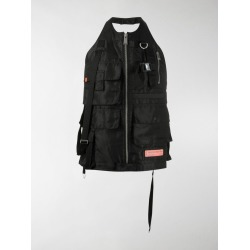 Heron Preston zipped vest found on MODAPINS from stefania mode for USD $600.00