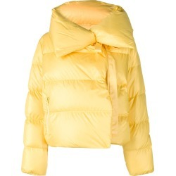 Bacon oversized puffer jacket - Yellow found on MODAPINS from FarFetch.com - US for USD $340.00