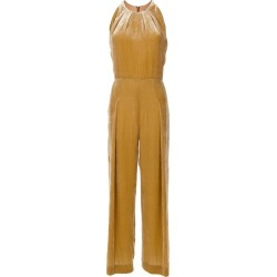 Andrea Marques halterneck wide legs jumpsuit - Mel found on MODAPINS from FARFETCH.COM Australia for USD $490.98