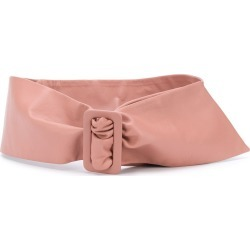 Drome wide leather waist belt found on MODAPINS from Eraldo for USD $276.41