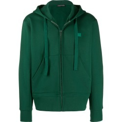 Acne Studios Ferris Zip Face hoodie - Green found on MODAPINS from FARFETCH.COM Australia for USD $336.98