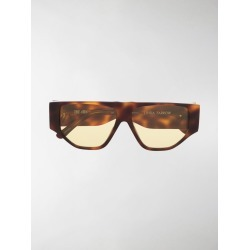 Linda Farrow oversized sunglasses found on MODAPINS from stefania mode for USD $164.00