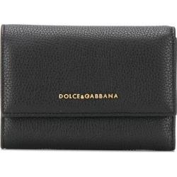 Dolce & Gabbana logo plaque tri-fold wallet found on MODAPINS from Eraldo for USD $479.86