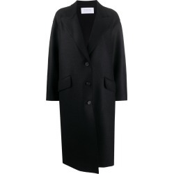 Harris Wharf London single-breasted wool coat found on MODAPINS from Eraldo for USD $747.83