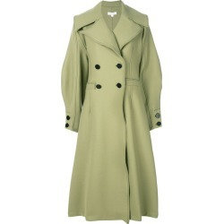 Beaufille Ono double breasted coat - Green found on MODAPINS from FarFetch.com- UK for USD $798.14
