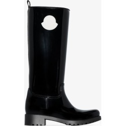 Moncler Womens Black Ginger Stivale Welly Boots found on Bargain Bro UK from Browns Fashion
