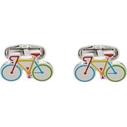 Paul Smith bike cufflinks - SILVER found on Bargain Bro India from FARFETCH.COM Australia for $109.67