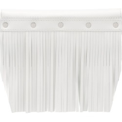 Comme Des Garçons Wallet fringed wallet - White found on MODAPINS from FarFetch.com- UK for USD $276.50