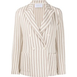 Harris Wharf London double-breasted striped blazer found on MODAPINS from Eraldo for USD $216.90