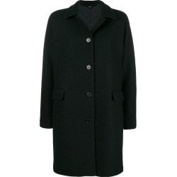 Aspesi single-breasted coat - Black found on MODAPINS from FarFetch.com- UK for USD $928.89