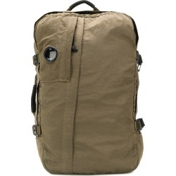 CP Company Lens embellished backpack - Green found on Bargain Bro UK from FarFetch.com- UK