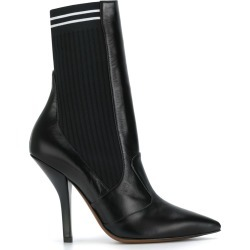 Fendi ribbed sock pumps - Black found on Bargain Bro India from FARFETCH.COM Australia for $1062.45