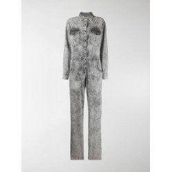 Isabel Marant Étoile Idesia faded denim jumpsuit found on Bargain Bro UK from MODES GLOBAL