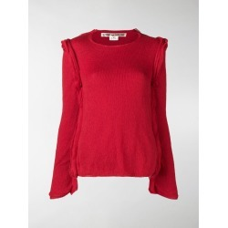 Comme Des Garçons raw hem sweater found on MODAPINS from MODES GLOBAL for USD $424.69